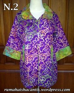 Batik Bolero (5)