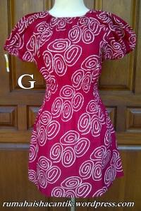Blus Batik Garut