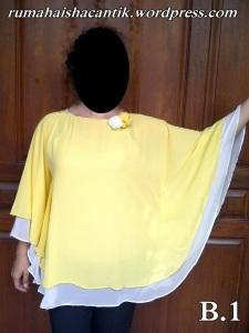 Bahan : Cerruti Warna : Kuning putih                 tulang Size      : Fit to XXL Harga  : idr 155.000