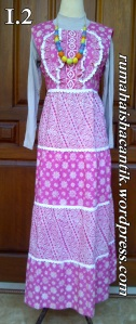 Dress Canda Pink