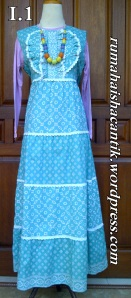 Dress Canda Tosca